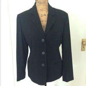 The Limited Black Blazer Jacket, Sz 8